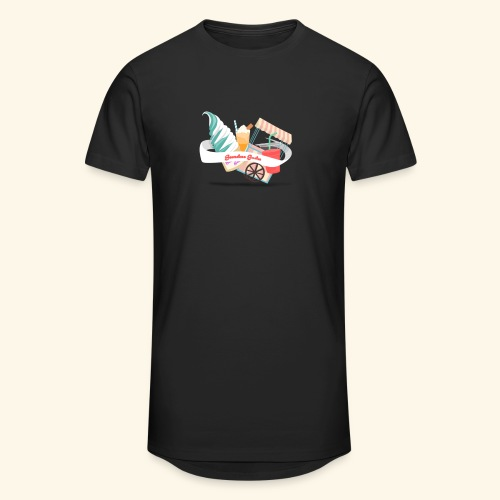 Sundae Soda - Camiseta urbana para hombre