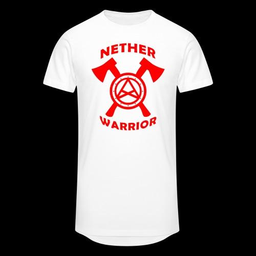 Nether Warrior T-shirt - Maglietta  Urban da uomo