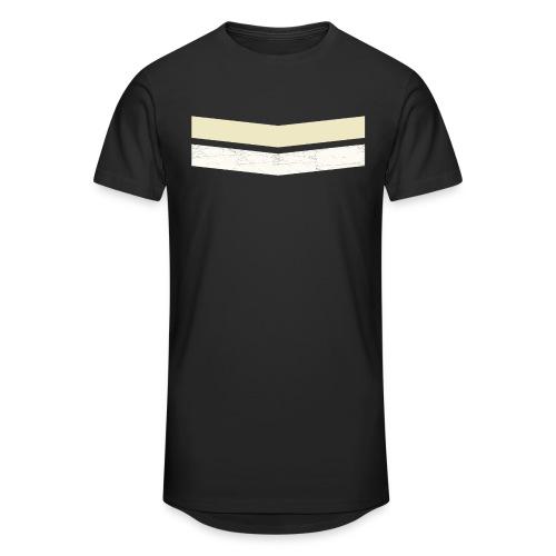 Franjas - Cool - Camiseta urbana para hombre