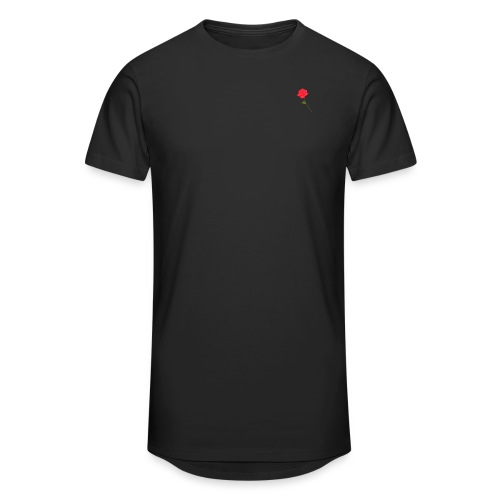 rose icon png - Männer Urban Longshirt