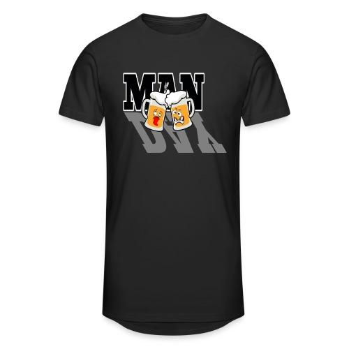 Männertag - Männer Urban Longshirt