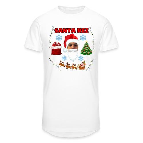 Santa Rez - Miesten urbaani pitkäpaita