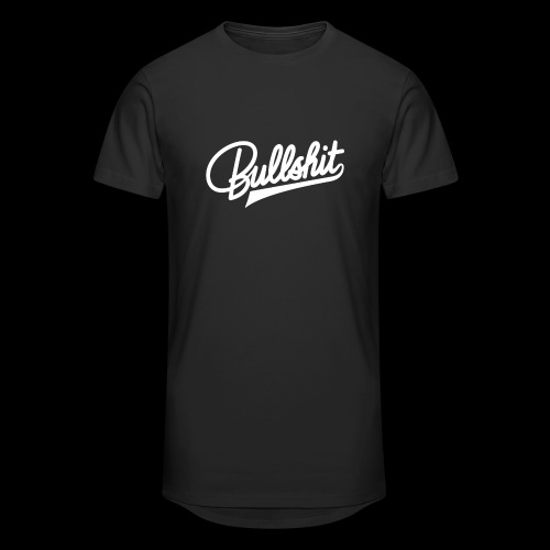 Bullshit - T-shirt long Homme