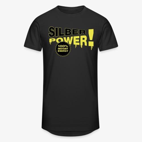 SilberPower! - Herre Urban Longshirt