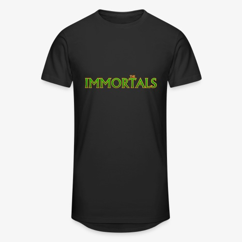 Immortals - Men's Long Body Urban Tee