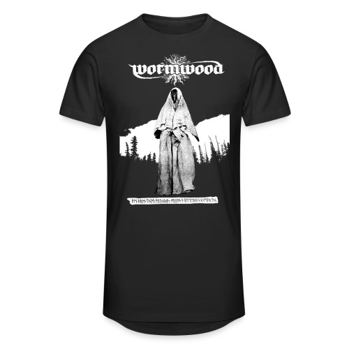 Women's Witch Print - Men's Long Body Urban Tee