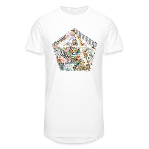 Pentagranuncolo - Maglietta  Urban da uomo