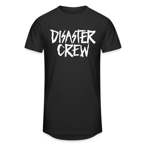 Disaster Crew Logo - Mannen Urban longshirt