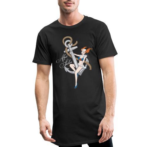 Ahoi Sailor - Männer Urban Longshirt