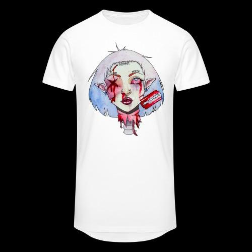 Violence - T-shirt long Homme
