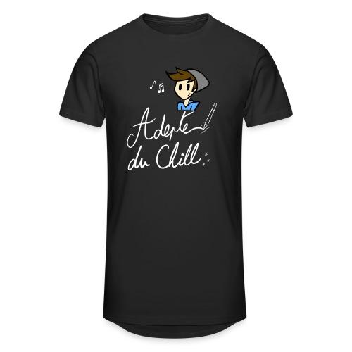 Adepte du Chill - T-shirt long Homme