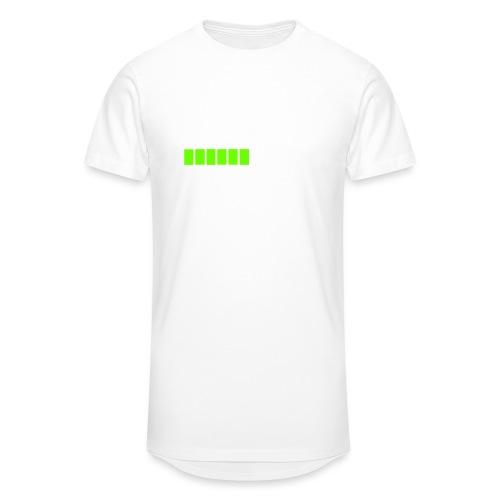 tendance réveil en cours veuillez patienter - T-shirt long Homme