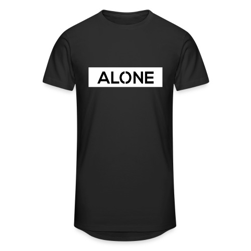 Alone BLACK Edition - Maglietta  Urban da uomo