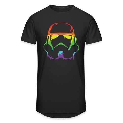 Pride Trooper - simple - Miesten urbaani pitkäpaita