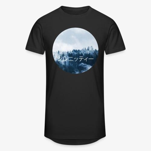 Serenity - Urban lång T-shirt herr