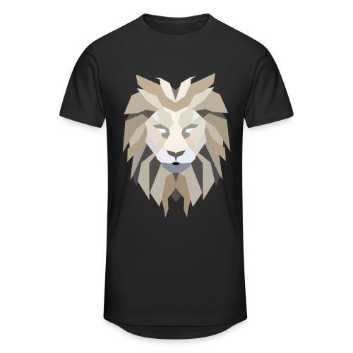 Lion like Zion - Mannen Urban longshirt