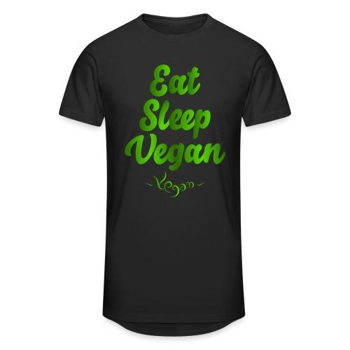 Eat Sleep Vegan - Miesten urbaani pitkäpaita