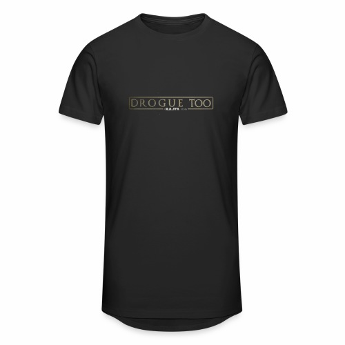 drogue too - T-shirt long Homme
