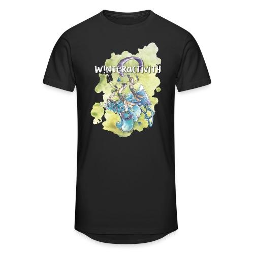 WINTERACTIVITY - T-shirt long Homme
