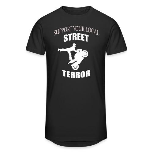 Streetterror Support - Miesten urbaani pitkäpaita