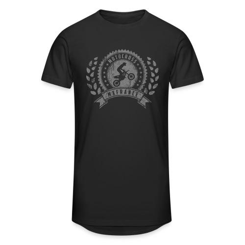 Motocross Retro Champion - T-shirt long Homme