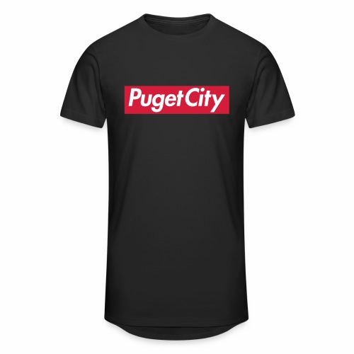 PugetCity - T-shirt long Homme