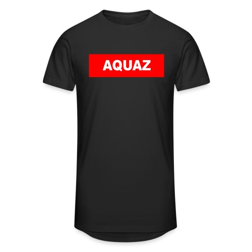 aquz png - Männer Urban Longshirt