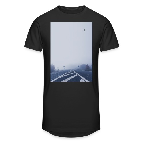 SolitudeFour - Men's Long Body Urban Tee