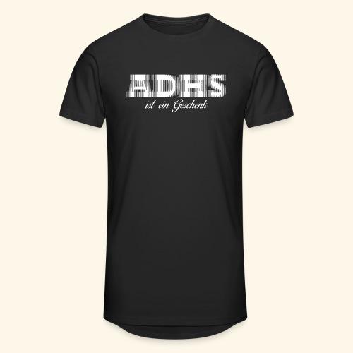 ADHS - Männer Urban Longshirt