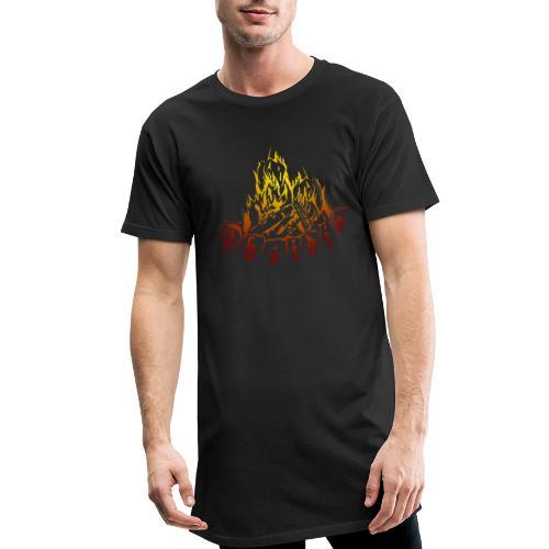 Obsidio Feuer - Männer Urban Longshirt