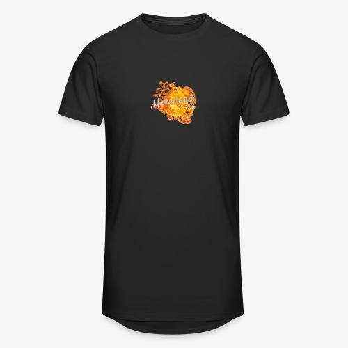 NeverLand Fire - Mannen Urban longshirt