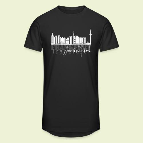 FFM - Frankfurt Skyline - Männer Urban Longshirt