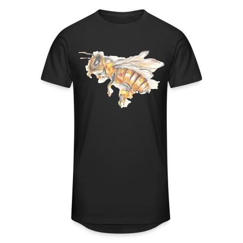 MG002 Bee | Honey | Save the Bees | Books bee - Men's Long Body Urban Tee
