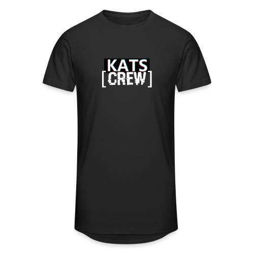 KATS CREW Logo - Długa koszulka męska urban style