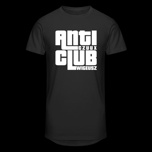 Anti Czuux Wigeusz Club - Długa koszulka męska urban style