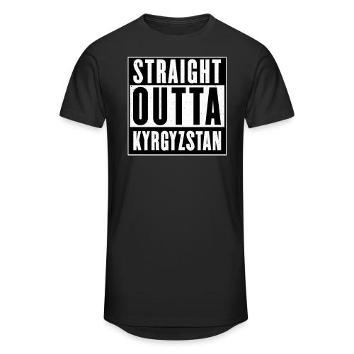 Test II Kopie png - Männer Urban Longshirt