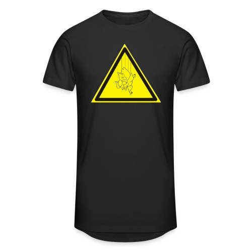 pericolo-caduta-santi - Maglietta  Urban da uomo
