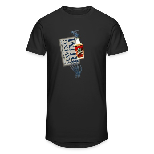 Rum needs - Men's Long Body Urban Tee