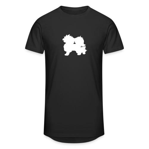 All white Arcanine Merch - T-shirt long Homme