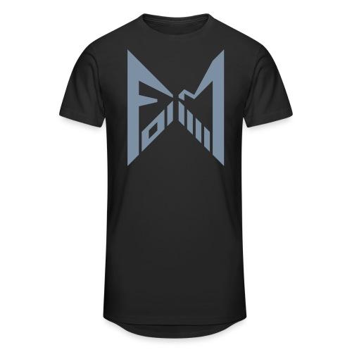 FM014 2019 black - Männer Urban Longshirt