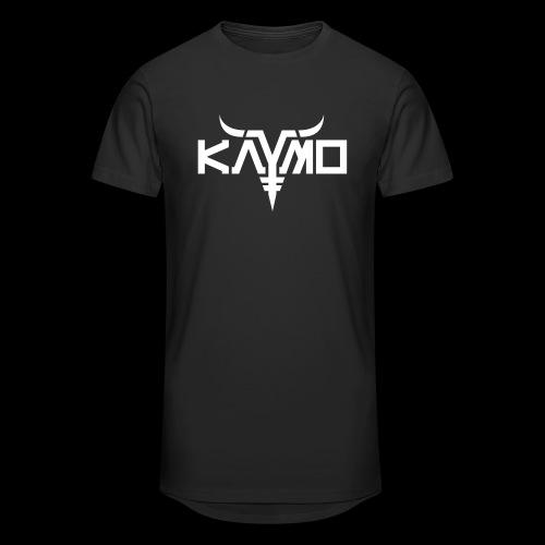 KayMo Logo - Urban lang T-skjorte for menn
