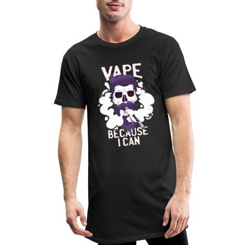 Vape - MOMO - Männer Urban Longshirt