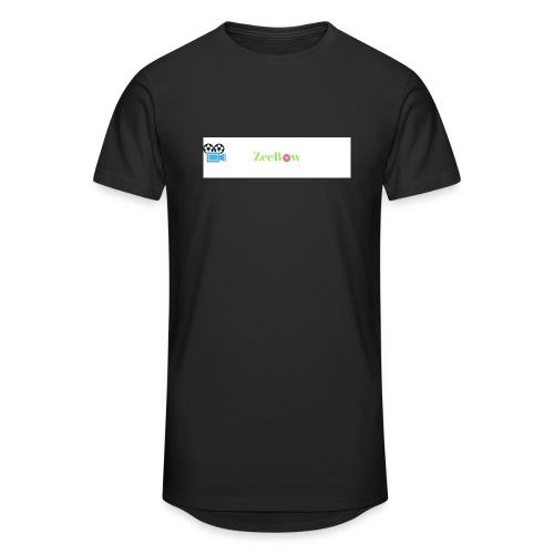 T-Shirt - Herre Urban Longshirt