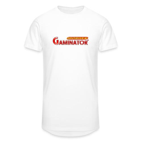 Gaminator logo - Men's Long Body Urban Tee