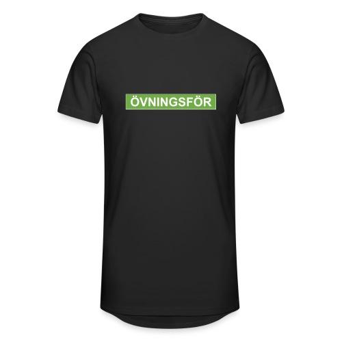 ÖVNINGSFÖR - Urban lång T-shirt herr