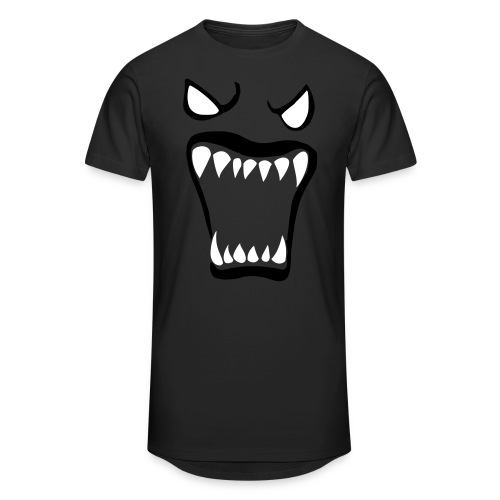 Monsters running wild - Urban lång T-shirt herr