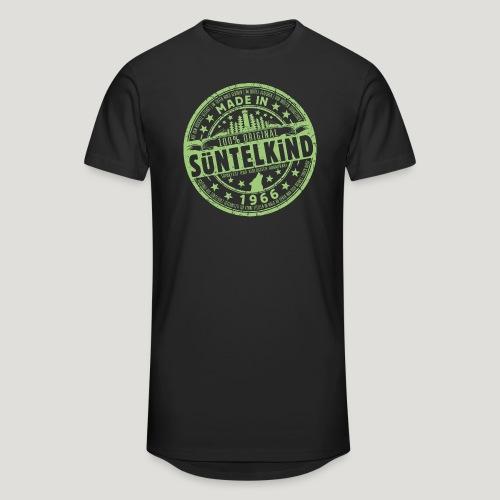 SÜNTELKIND 1966 - Das Süntel Shirt mit Süntelturm - Männer Urban Longshirt