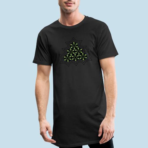 Stern - Männer Urban Longshirt