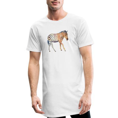 Zebra grants - Herre Urban Longshirt