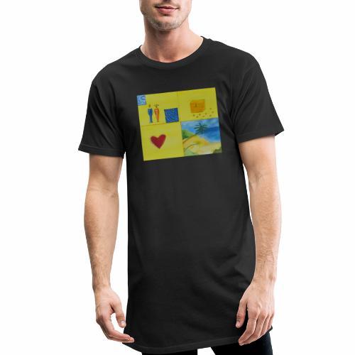 Viererwunsch - Männer Urban Longshirt